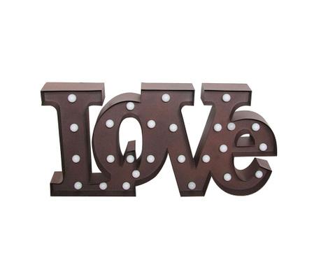 Светеща стенна декорация Loft Love
