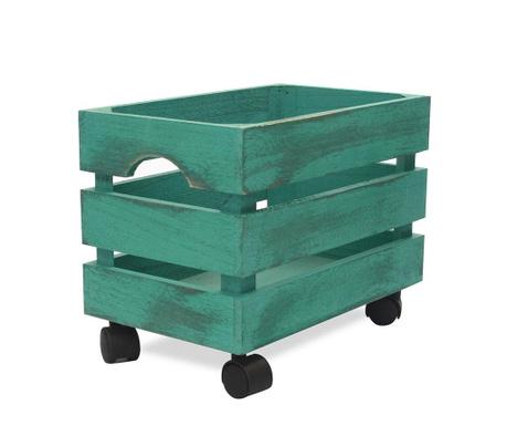 Кутия за съхранение Albox Turquoise Green