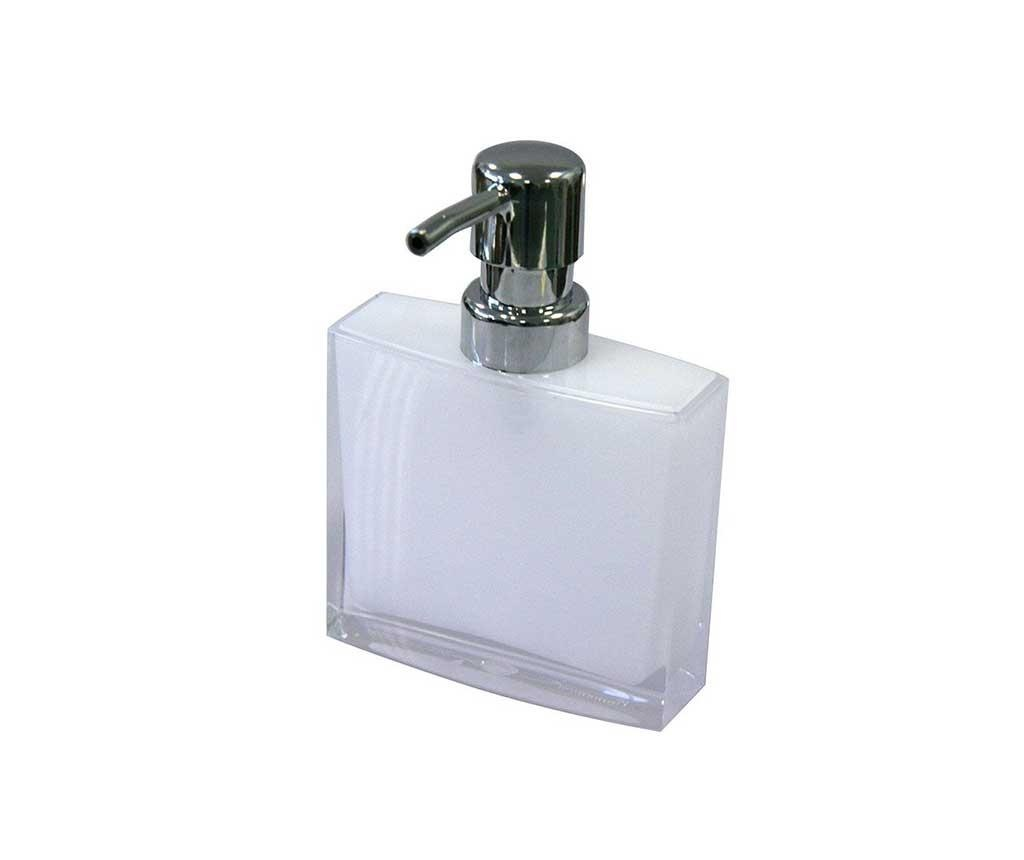Dozirnik za tekoče milo Priamos White 140 ml