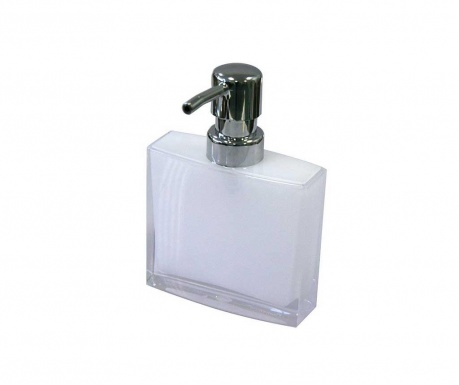 Dispenser sapun lichid Priamos White 140 ml