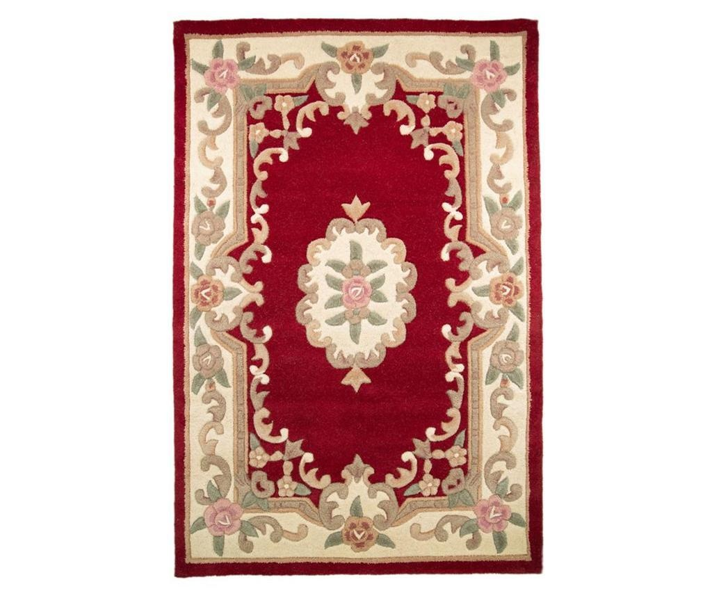 Tepih Aubusson Red 75x150 cm