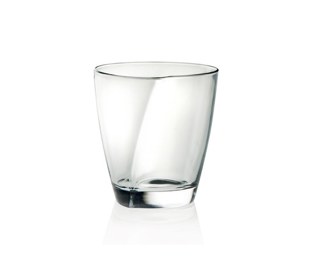 Happy 6 db Whiskys pohár 220 ml