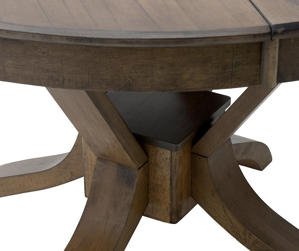 Stol na razvlačenje Angus Oval