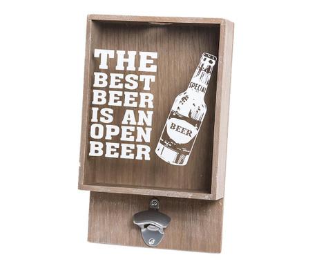 Nástěnný otvírák lahví Special Beer