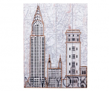 Slika New York Art 60x80 cm