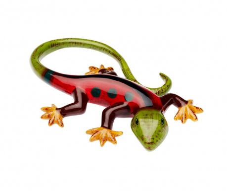 Dekoracja Samba Gecko