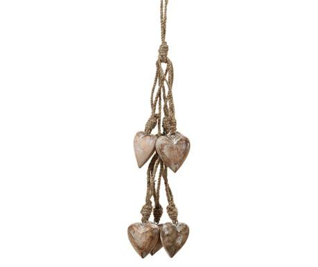 Hearts Felfüggeszthető dekoráció