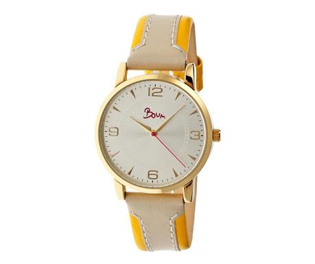 Dámské hodinky Boum Contraire Yellow