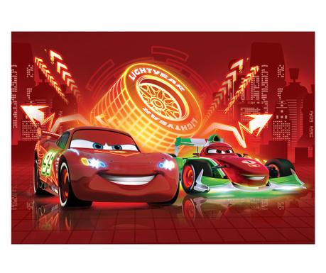 Cars Tapéta 184x254 cm