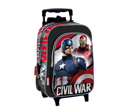 Civil War Gurulós hátitáska