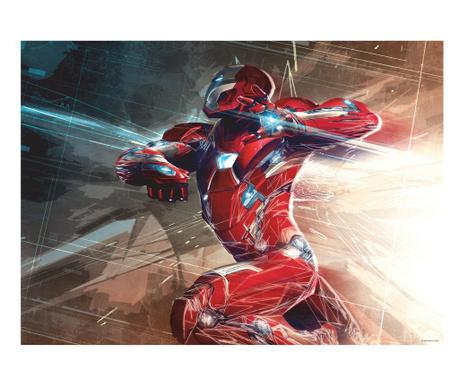Iron Man Tapéta 115x160 cm