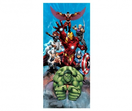 Tapeta The Avengers 90x202 cm
