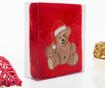 Kopalniška brisača Bear Christmas 30x50 cm