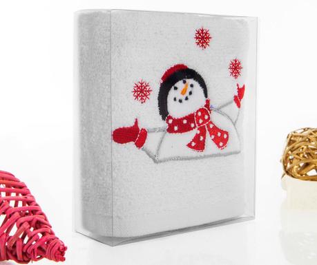 Kopalniška brisača Let It Snow 30x50 cm