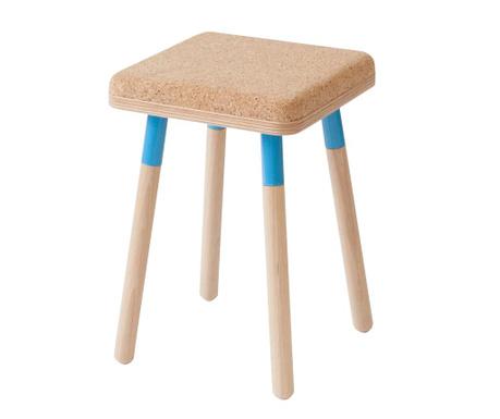 Židlička Marco Blue