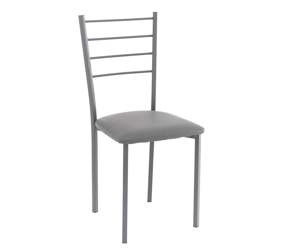 Set 4 stolov Just Grey