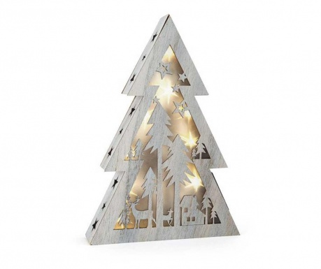 Svetlobna dekoracija Chic Christmas Tree