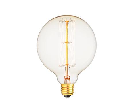Bec cu LED E27-4W Retro Globe 125
