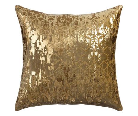 Poduszka dekoracyjna Geometric Gold 45x45 cm