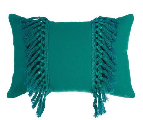 Dekorační polštář Freya Green 30x45 cm