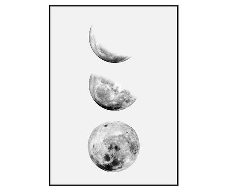 Obraz Moon Phases 100x140 cm