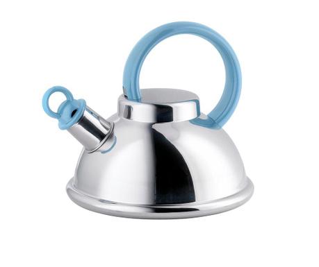 Ceainic cu fluier Orion Blue 1.5 L