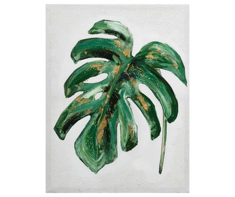 Tablou Tropical Leaf 60x80 cm