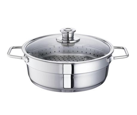 Garnek do gotowania na parze Aroma Wega 6.5 L