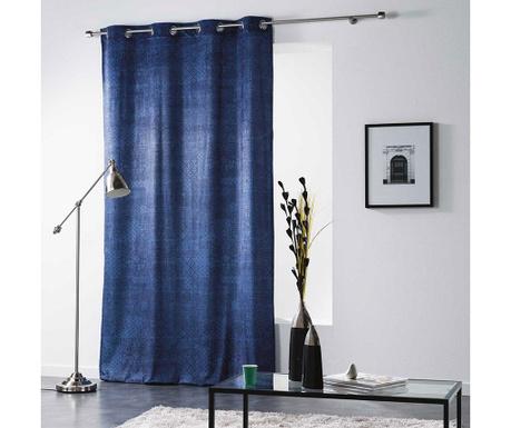 Zastor Verona Blue 140x260 cm