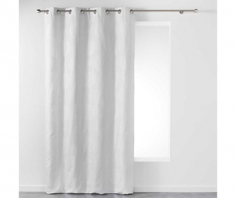 Závěs Rosella White 140x260 cm