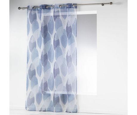 Perdea Autumn Blue 140x240 cm