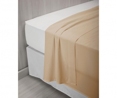 Rjuha Percale Quality Light Brown