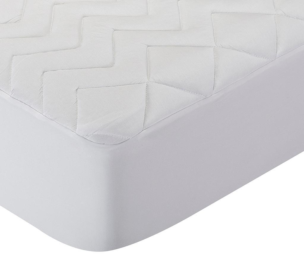 Prošívaný nepromokavý ochranný potah na matrace Ultra Breathable Tencel 160x190 cm