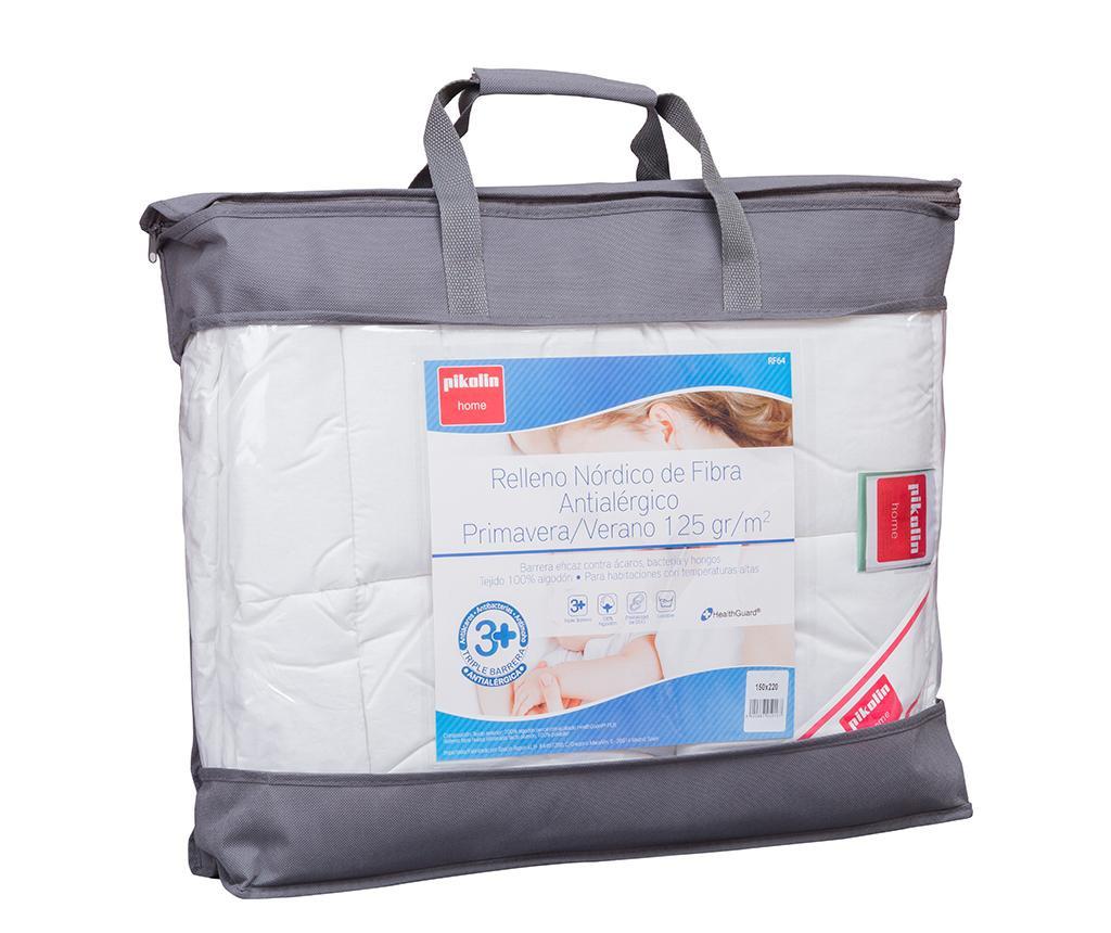 Prešita odeja Anti Allergic Fiber 220x240 cm