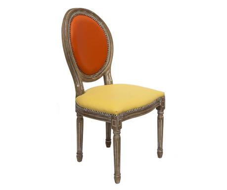 Krzesło Tiffany Orange Yellow