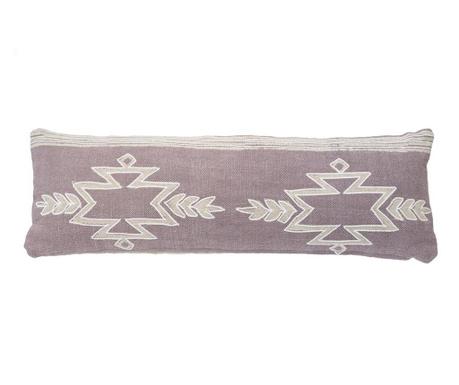 Poduszka dekoracyjna Giunchiglia Long Lilac 30x90 cm