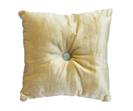Okrasna blazina Mignon Velvet Square Gold Beige 30x30 cm