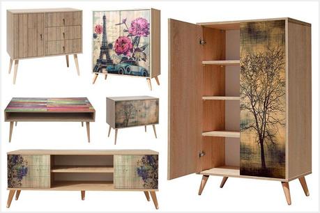 Kreativní nábytek