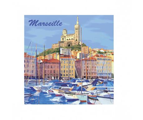 Port de Marseille Szekrény illatosító