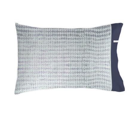 Poszewka na poduszkę Muriel Navy 50x80 cm