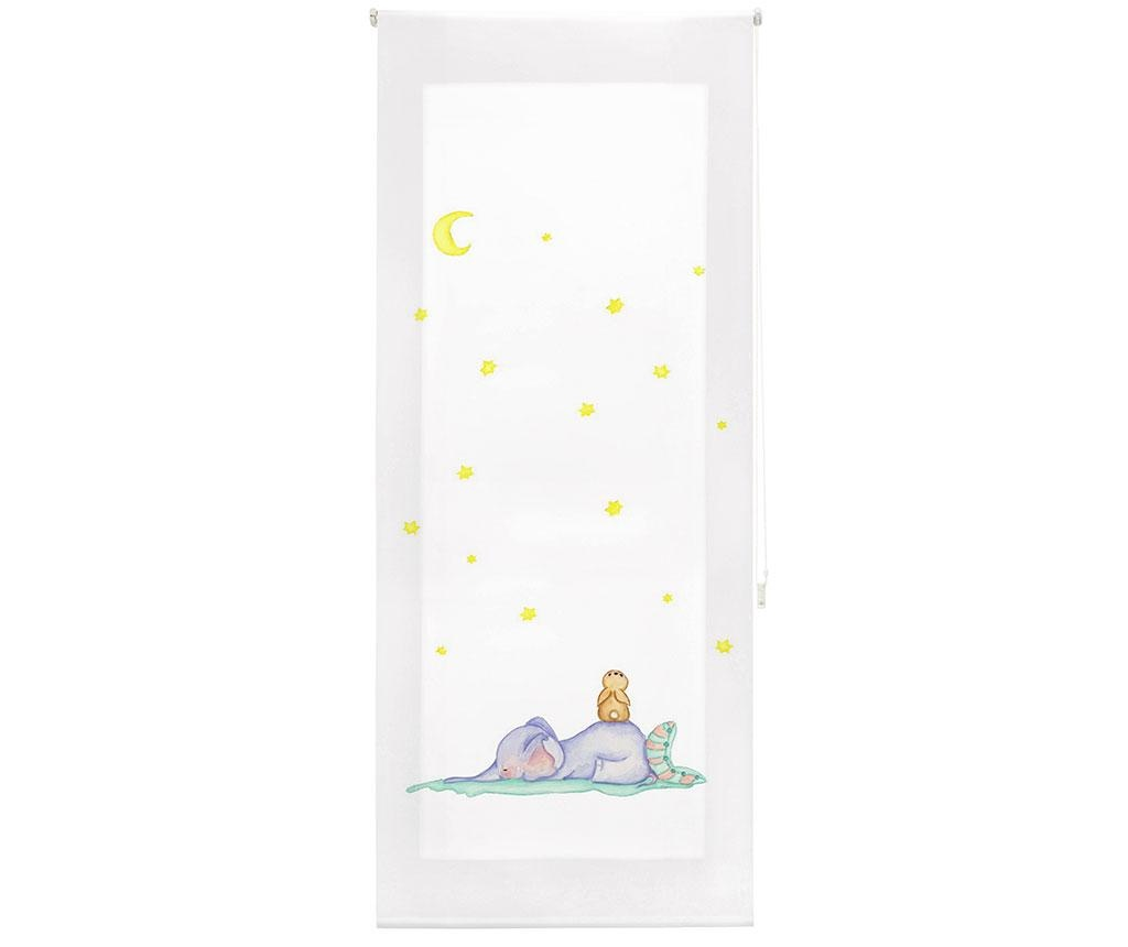 Jaluzea tip rulou Starry Dream 100x250 cm