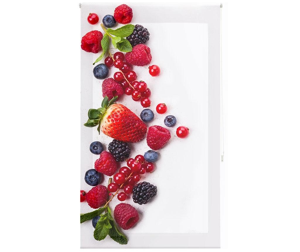 Jaluzea tip rulou Berry Much 140x250 cm