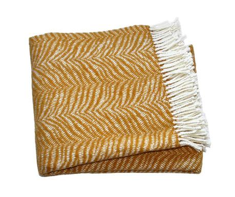 Priročna odeja Tiger Gold 140x180 cm
