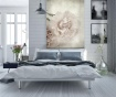 Rolo zavesa Sepia Bloom 140x180 cm