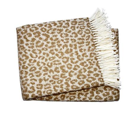 Priročna odeja Leopard Stone 140x180 cm