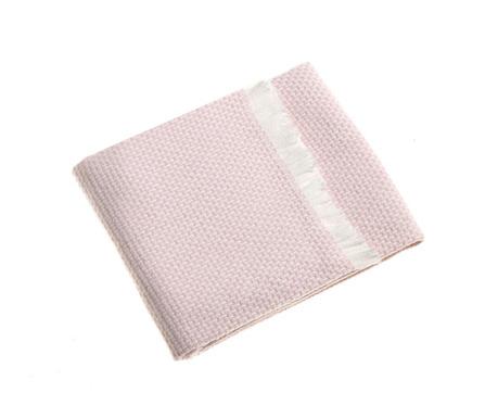 Priročna odeja Baby Zen Light Pink 75x110 cm