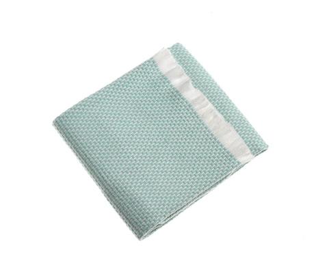 Pléd Baby Zen Pastel blue 75x110 cm