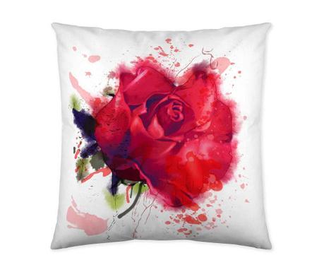 Poszewka na poduszkę Red Rose 65x65 cm