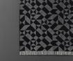 Milano Black Pléd 140x180 cm