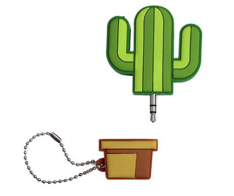 Audio rozdělovač s 2 otvory Cactus